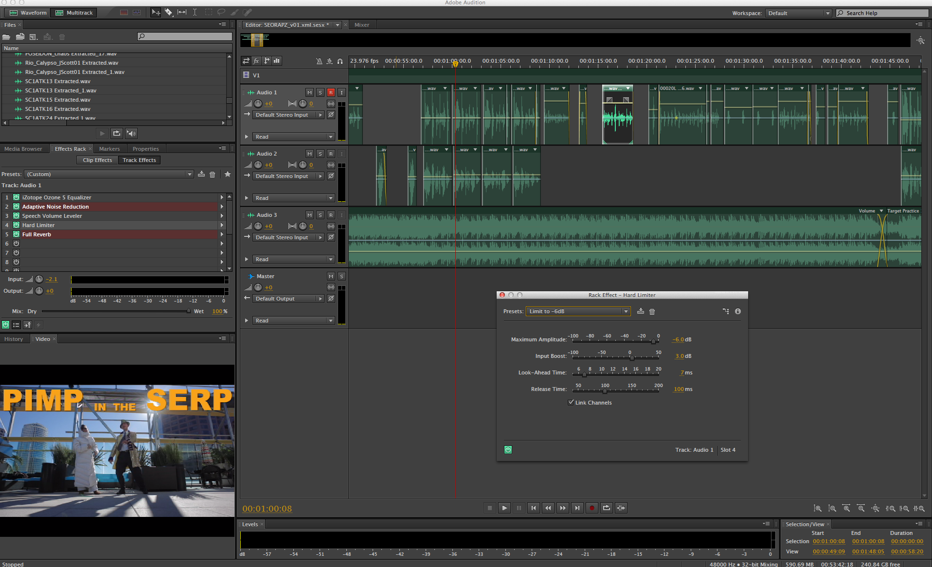 Adobe Audition Tips and Tricks 3