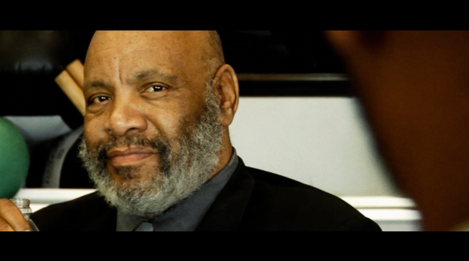 James Avery still from 'The Grind'