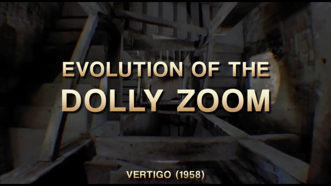 Vertigo Dolly Zoom