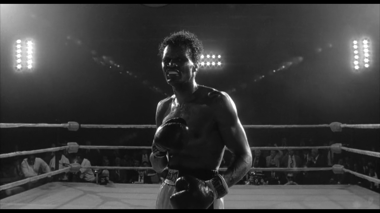 Dolly Zoom inside the ring during Raging Bull