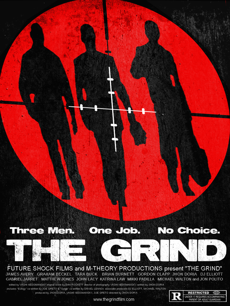 The Grind film poster