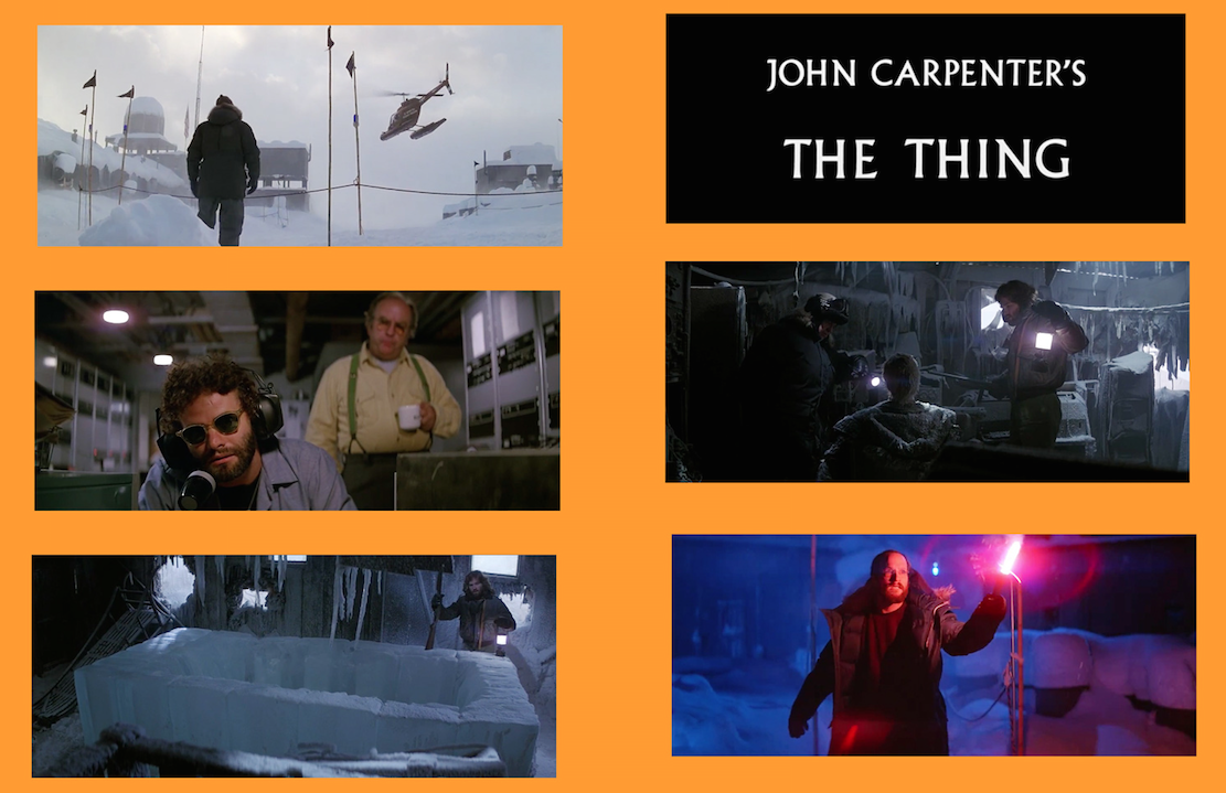 The Thing - Atmospheric Anamorphic
