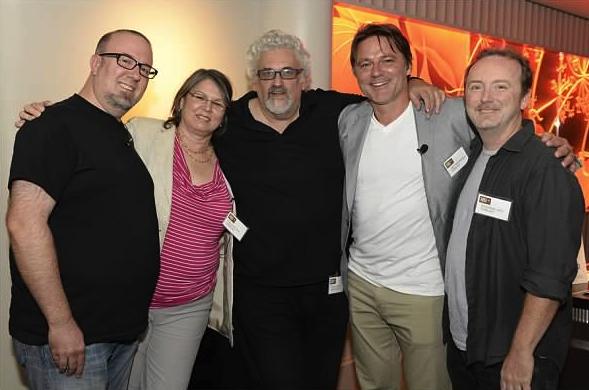 Editors: John Venzon, Dody Dorn, Norman Hollyn, Vashi Nedomansky & Doug Blush