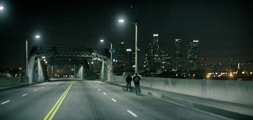 Footage from the film PROWL that I shot in 2010.